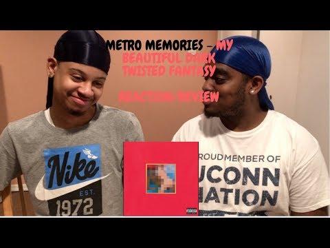METRO MEMORIES - MY BEAUTIFUL DARK TWISTED FANTASY REVIEW