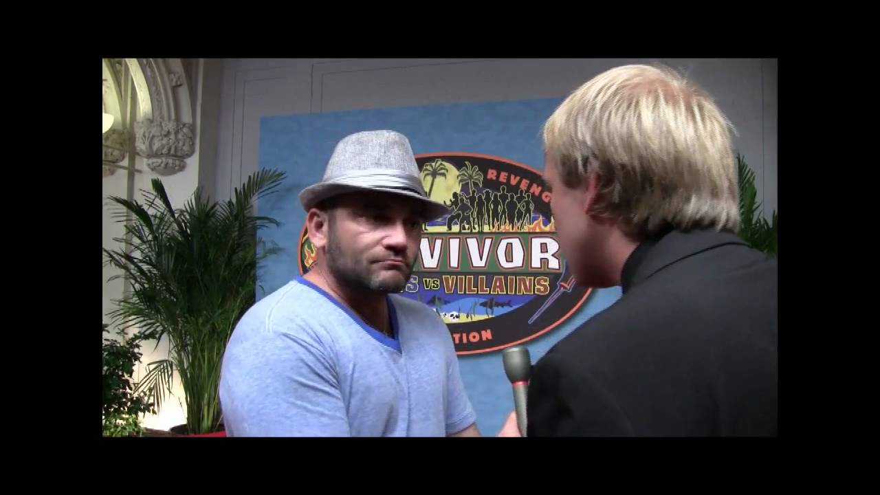 Download Russell Hantz of Survivor: Heroes Vs Villains angry over losing