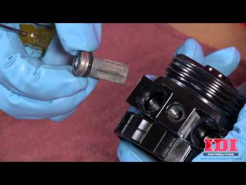 Graco Spray Gun (Fusion) Front End Maintenance