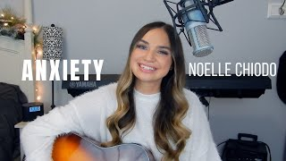 """Subscribe to my channel: https://www./noellechiodo hey loves! for this weeks cover i did """"anxiety"""" by julia michaels and selena gomez! love this..."""