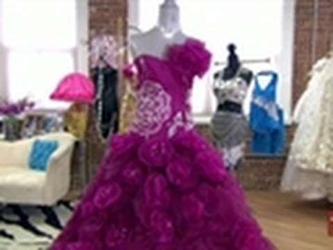 Creating Handmade Dresses