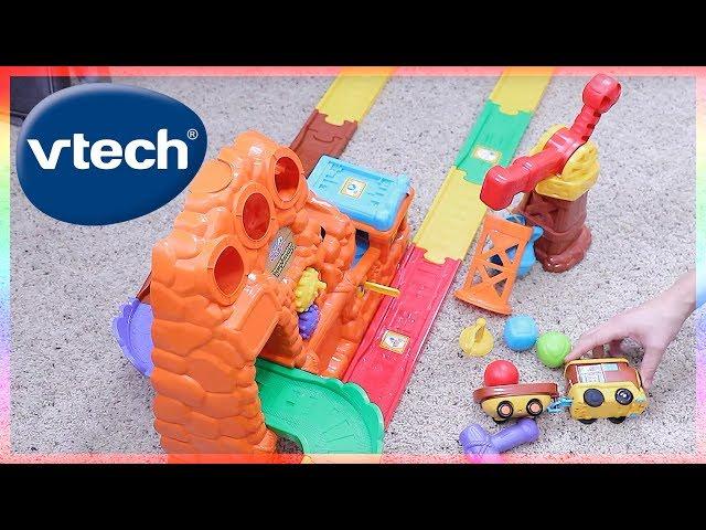Vtech Go Go Smart Wheels Treasure Mountain Train Adventure Toy Notes