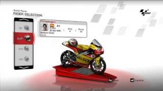 MotoGP 08 : 125cc Class - All Riders