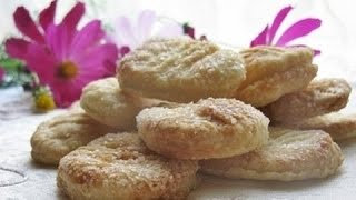 Печенье на пиве, очень просто и вкусно