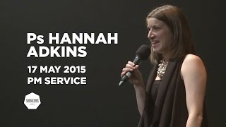 Hannah Adkins - Sunday 17th May 2015 - God