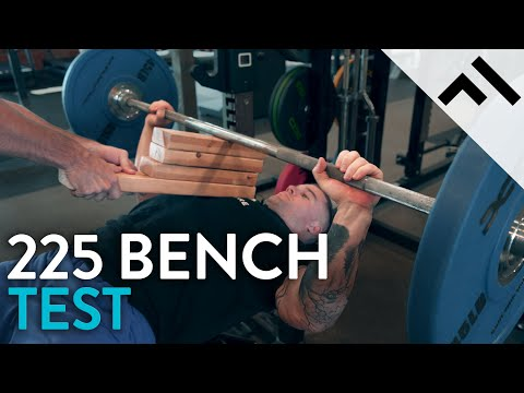 HOW TO MASTER THE NFL COMBINE BENCH PRESS