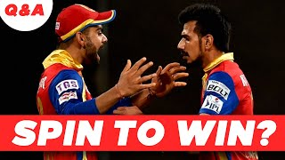 SPIN to WIN in UAE?   #AskAakash   IPL 2020 Q&A