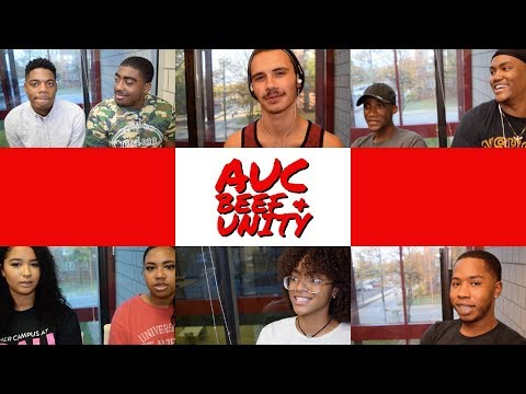 AUC Beef & Unity: How Do AUC Students Feel About Each Other - CAU CODE