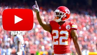 "Marcus Peters || ""Defensive Rookie of The Year"" 