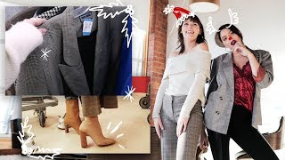 We Thrifted Holiday Outfits!
