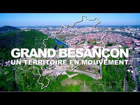 Grand Besançon : Un territoire en mouvement