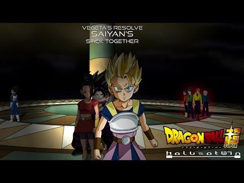 DBS: Vegeta's Resolve (Saiyan's Stick Together!) - HalusaTwin