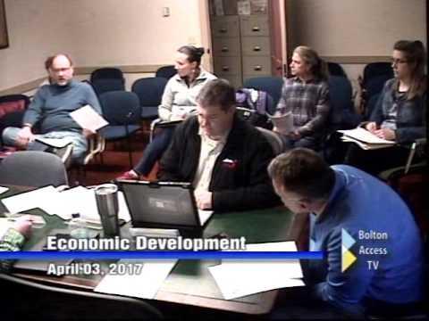Economic Development committee 03apr17