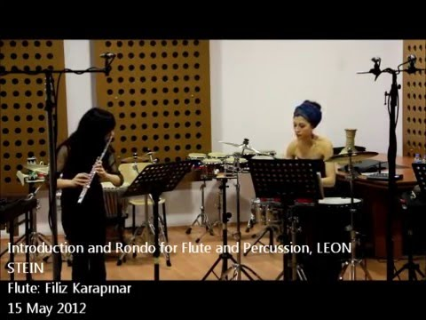 Excerpts from Berna Efeoğlu's Percussion Recitals @İTÜ MİAM
