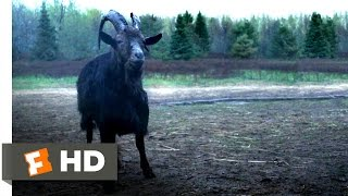 The Witch (2015) - Black Phillip's Revenge Scene (8/10)   Movieclips
