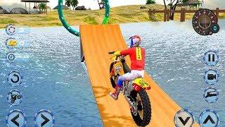 REAL WATER SURFER BIKE RACING SIMULATOR GAME #q #MOTOR CYCLE GAMES #MOTORBIKE VIDEO GAMES To Play