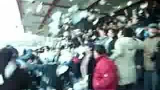 kütahyaspor-Grup Turkuaz konfeti şov