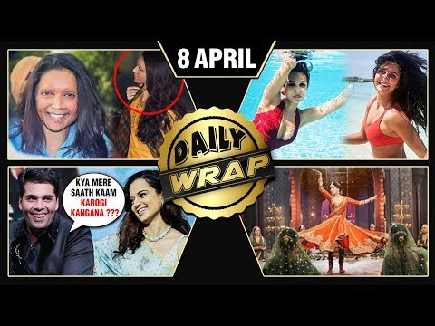 Nick SAVES Priyanka Kabir Singh TEASER Katrina VS Malaika  Top 10 Bollywood News