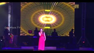 Live medley song performance by Jyotica Tangri