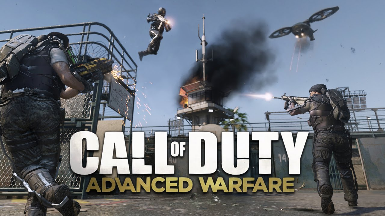 Call of Duty Advanced Warfare server down Jul