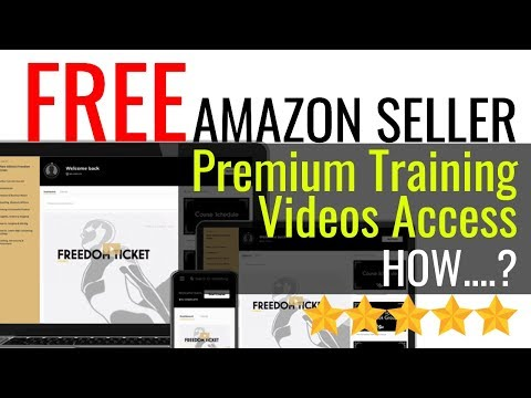 Best Amazon FBA Sellers,Beginners to Advanced Step by Step Training,Course Free Video 2019