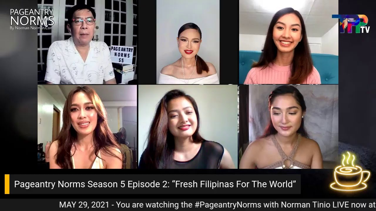 """Download Pageantry Norms Season 5 Episode 2: """"Fresh Filipinas For The World"""