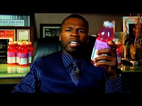 Steve Nash/50 Cent Infomercial for Vitamin Water - YouTube