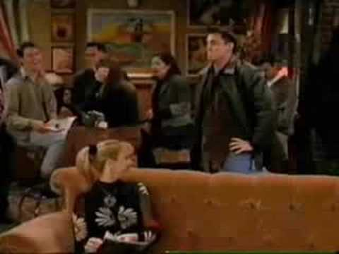Friends Bloopers Show - Conan O'Brien - Part 1
