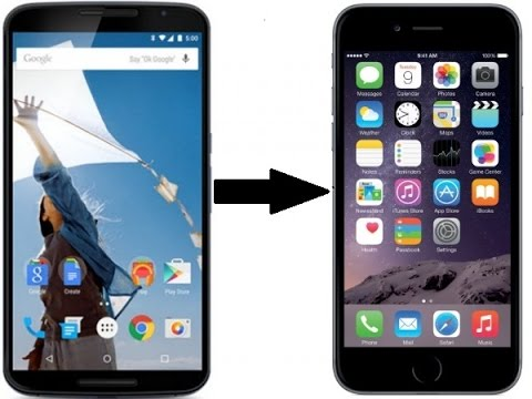 Turn your Android phone into an iPhone.By Miral Songhela--ALL TECH TIPS