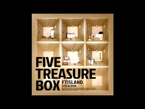 FTISLAND - Let It Go! [FIVE TREASURE BOX]