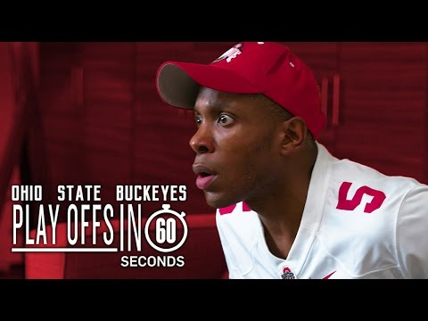 Ohio State Buckeyes Fans | College Football Playoffs in 60 Seconds
