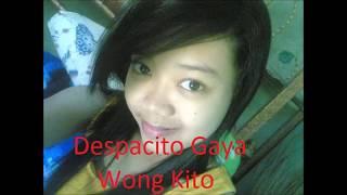 Gambar cover Palembang Remix Despacito Gaya Remix Wong Palembang