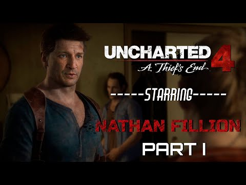 [DEEPFAKE] UNCHARTED 4 STARRING NATHAN FILLION