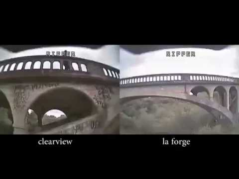 ClearView / LaForge Comparison Video