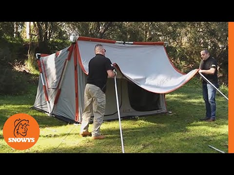 EPE Speedy Earth Tent - How to setup & EPE Speedy Earth Tent - How to setup - YouTube