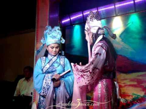 TĐ LSB CAĐ - Vũ Luân, Tú Sương, Bình Tinh, Gia Bảo (phòng trà Tiếng Xưa 12-10-2012)