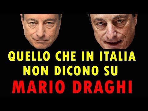 QUELLO CHE IN ITALIA NON DICONO SU MARIO DRAGHI