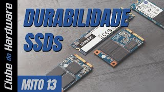 Mitos do hardware #13: durabilidade de SSDs