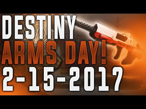 Destiny Arms Day! BANSHEE BRINGS ANOTHER MAX STABILITY DIS-43! (W/ The 57 Sight)
