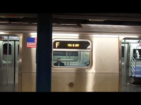 MTA Action @ Jay Street - Metrotech (A,C,F Trains)