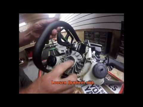 Wizmo's Workbench: Removing a Flywheel Without a Puller
