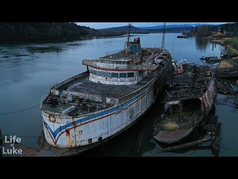 Abandoned BC: Queen Of Sidney