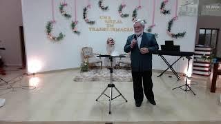 Um poema na vida de Davi l Sl 23 l Pr Pedro Artigas l Niver 56 anos
