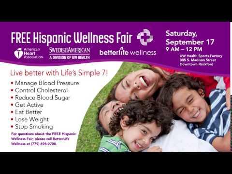 Swedish American Hispanic Wellness Fair 15