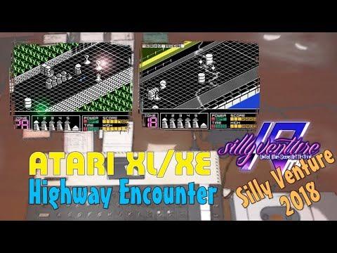 Atari XL/XE -=Highway Encounter=-