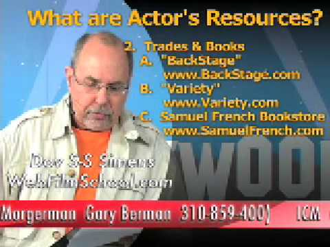 How To Be An Actor (Web Film School #9)
