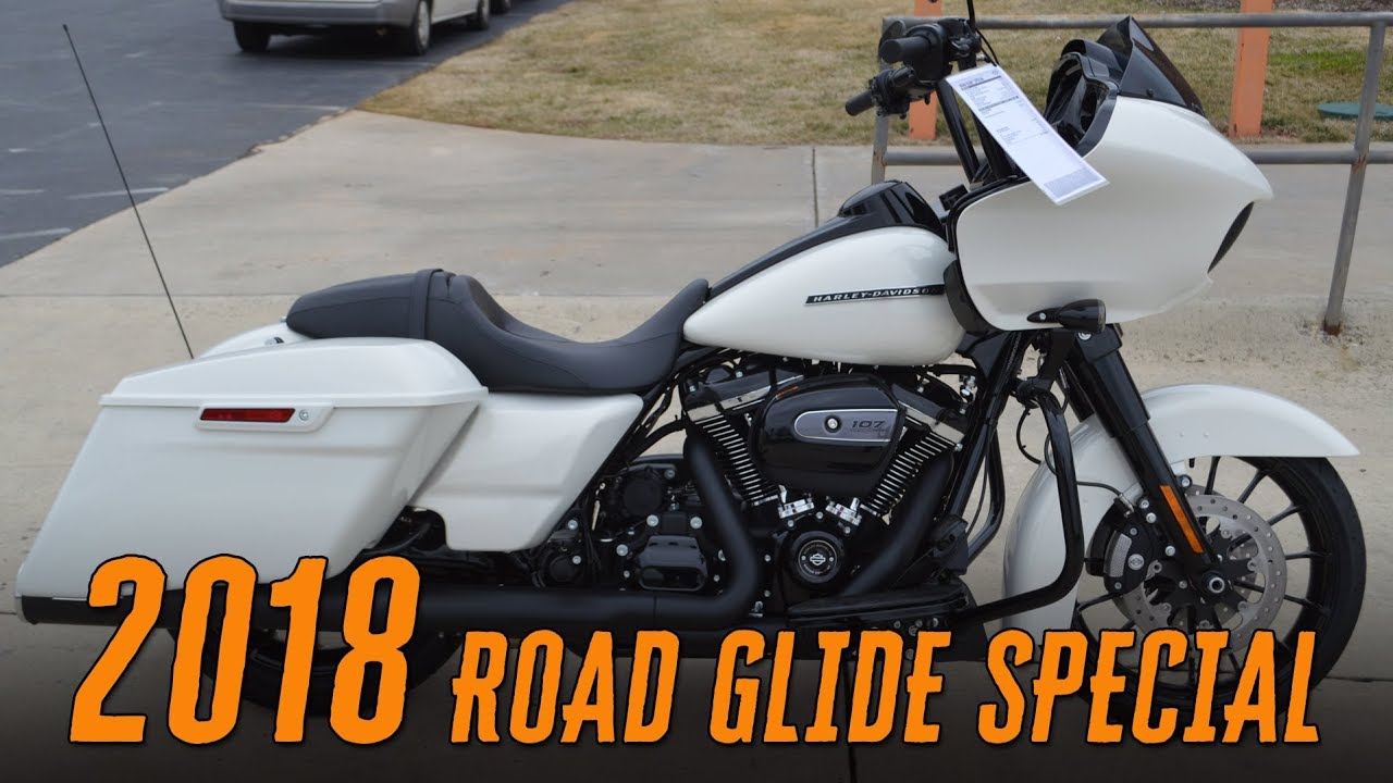 2018 Street Outlaws >> 2018 Harley-Davidson FLTRXS - Road Glide Special Greensboro, Winston-Salem, Raleigh, Charlotte ...