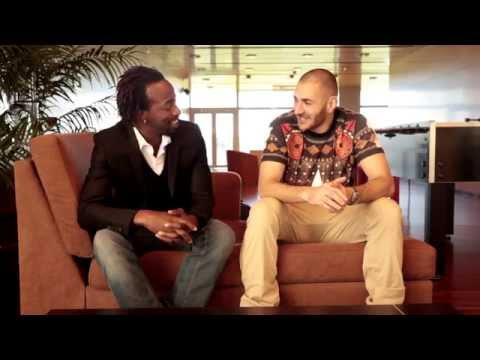 La Mi-Temps de Sidney avec Karim Benzema