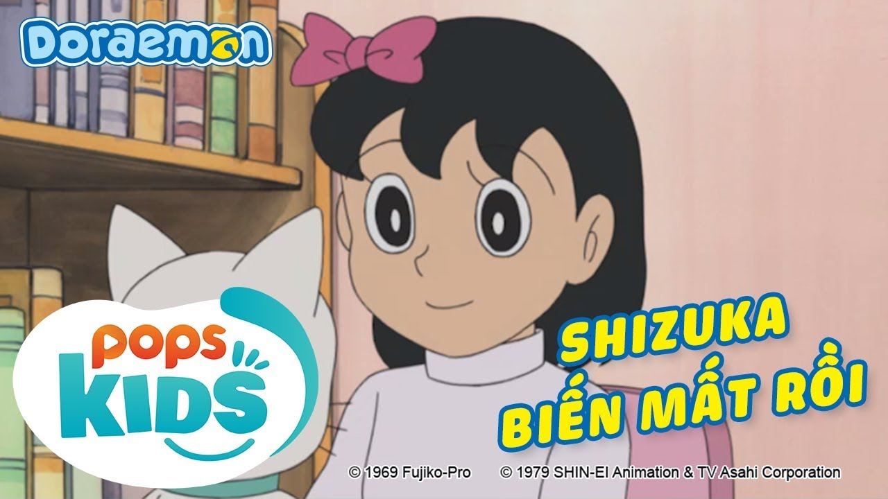 [S7] Doraemon Tập 322 - Shizuka Biến Mất Rồi - Hoạt Hình Tiếng Việt