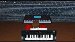 Reminding Me - My Side of Your Story by: Shawn Hook on a ROBLOX piano.